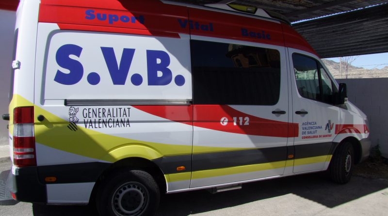 ambulancia svb