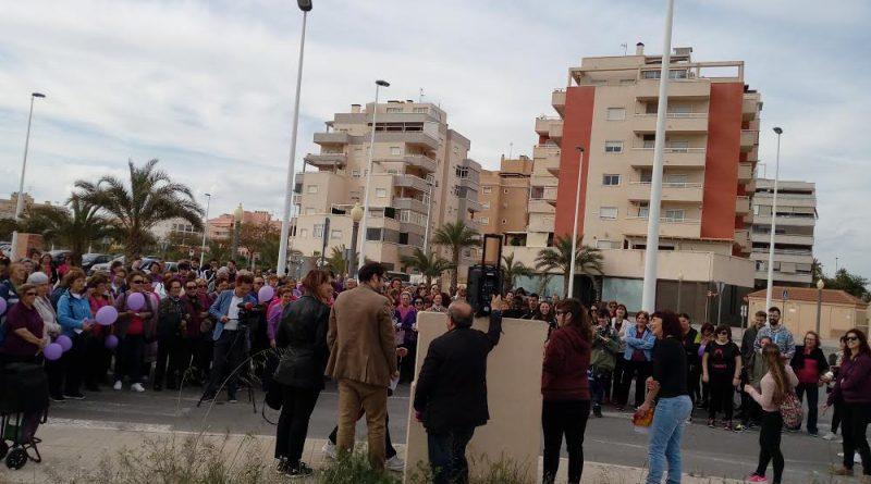 La segunda de las 'Rutas Lila' se ha celebrado en la zona de Travalón-Altabix