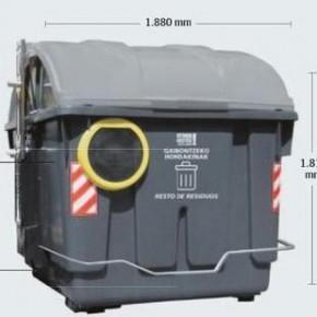Ciudadanos recuerda al tripartito que se comprometió a comprar contenedores adaptados